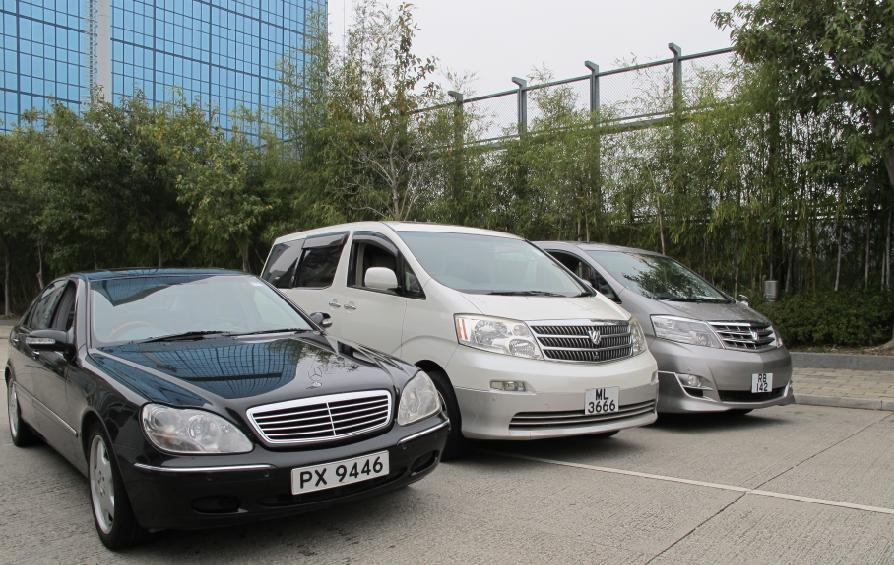 hong kong car rental
