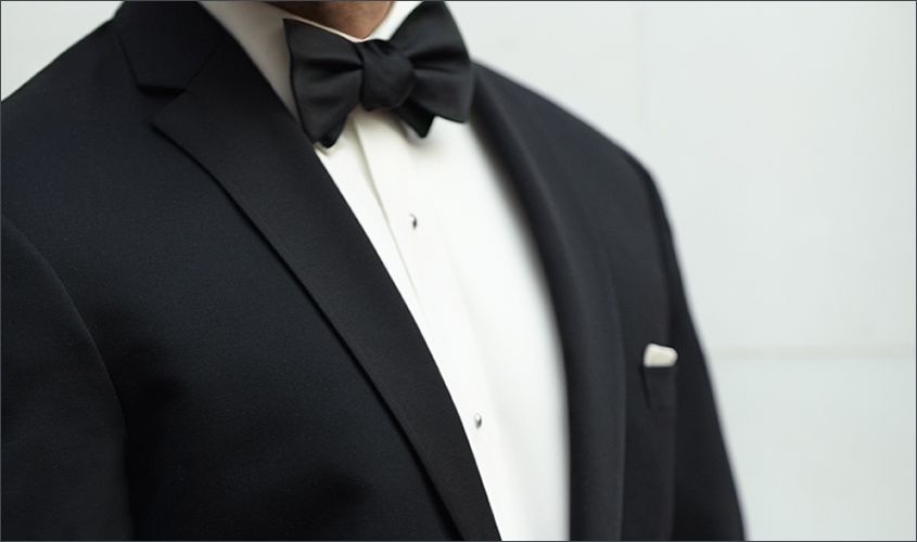 Black tie rental nyc