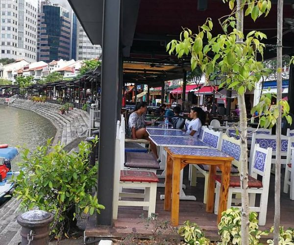boat quay restaurants