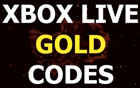 free live codes of Xbox