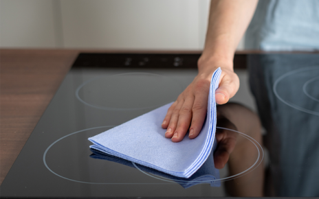 glass stove top cleaner