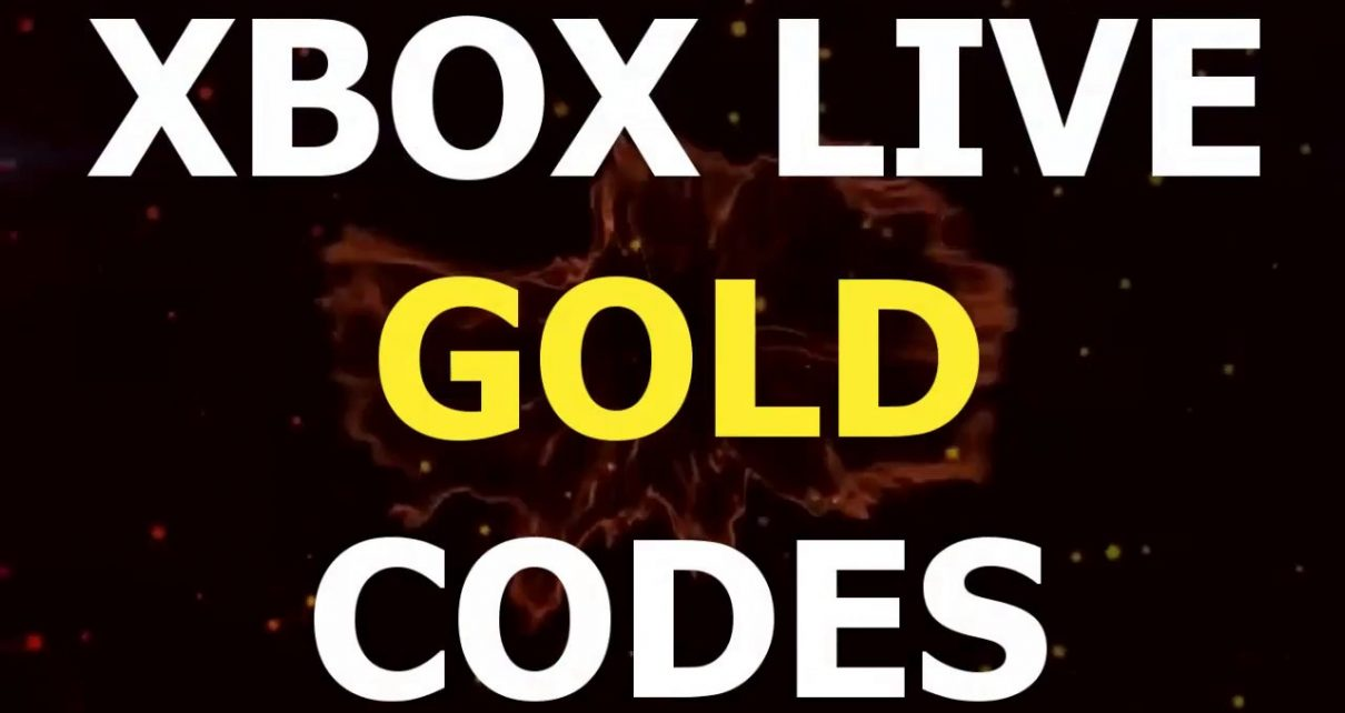 free live codes of Xbox