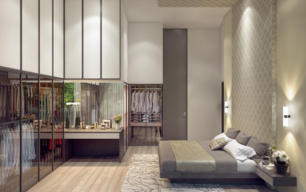 built in wardrobe singapore